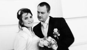 Esküvői portré