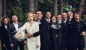 Tata kreatív esküvői fotózás