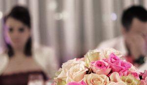 Esküvői csokor hangulatkép
