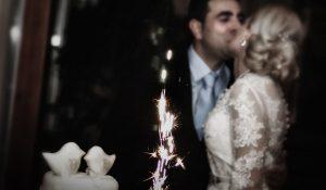 Esküvői torta fotó