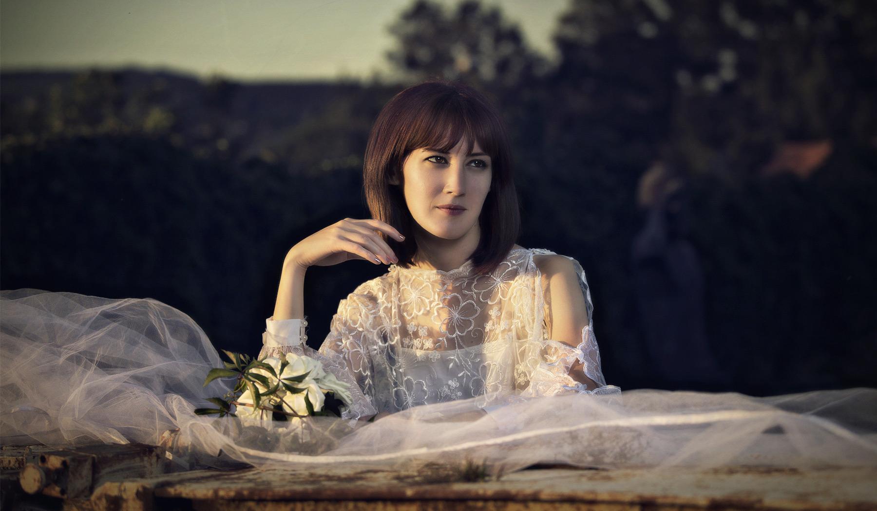 Művészi esküvői fotók