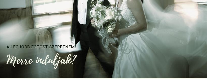 A legjobb esküvői fotóst szeretném