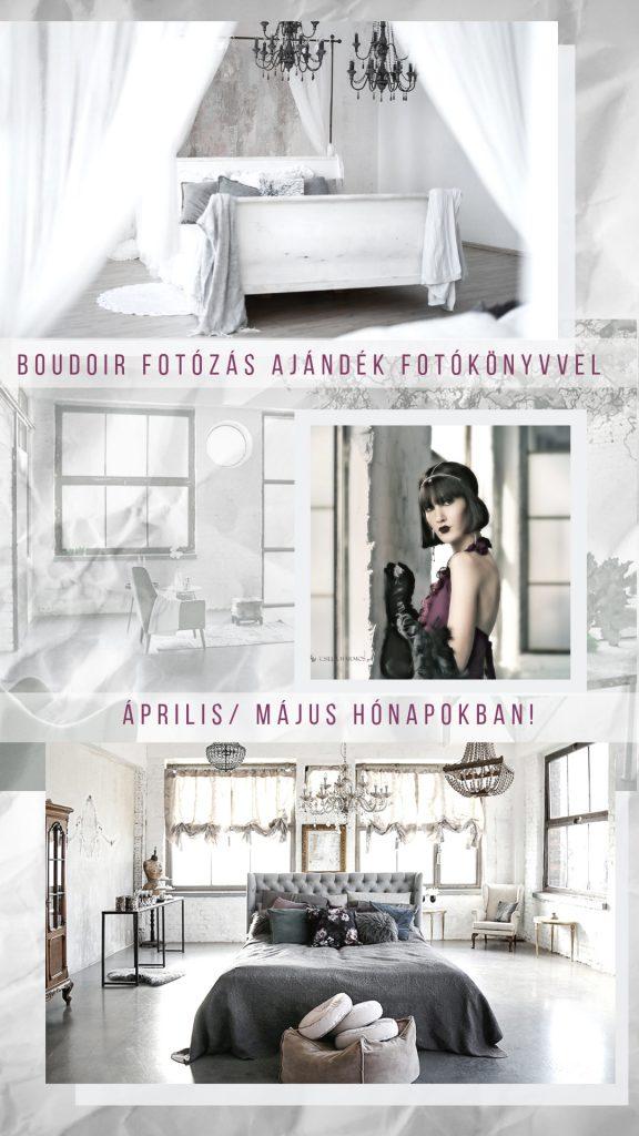 boudoir vagy glamour fotózás