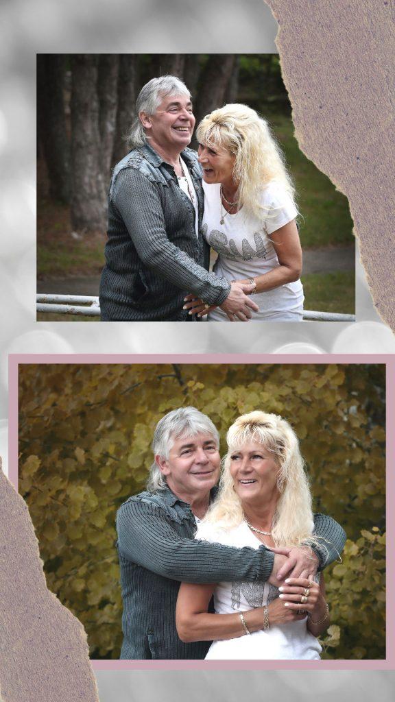 Love Story 50 felett fotózás