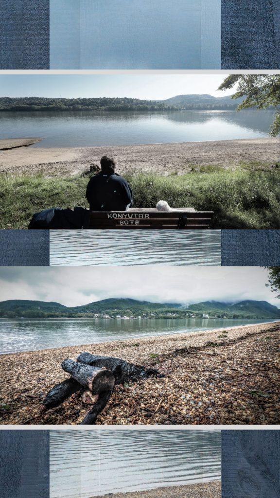Pilismarót, Duna part, fotózás, kemping, Könyvtár-büfé, lanscape, zebegény, Duna, tájkép, Duna-kanyar