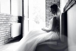 esküvői fotózás, menyasszony