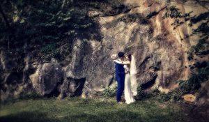 Fotózás esküvő Bécsi erdő