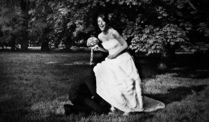 Esküvői fényképezés album