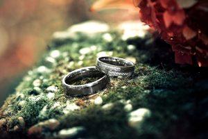 Eljegyzés, jegyes fotózás, jegygyűrűk